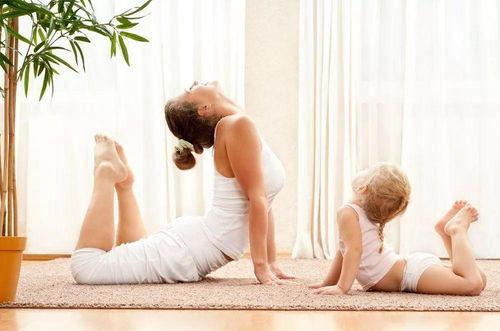 产后瑜伽练多久可以洗澡