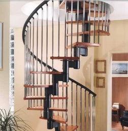 ...017全新旋转楼梯设计效果图