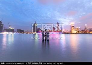 上海夜景 外滩