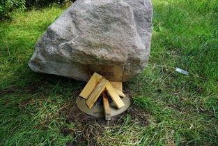 神奇的石头 被火烧就能产生Wifi