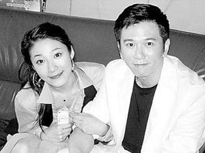 温兆伦和前任妻子潘燕妮