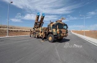 土耳其仿制中国卫士2火箭炮即将出口一国