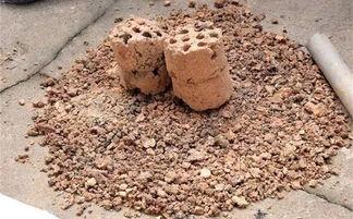 废煤渣养花需怎样处理
