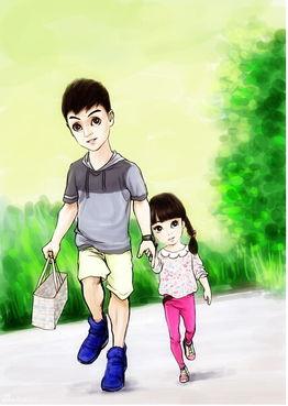 《爸爸去哪儿》漫画版