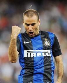 意大利TIM杯 国米全胜完成三连冠 米兰0分垫底