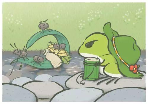旅行青蛙一直不出门怎么办