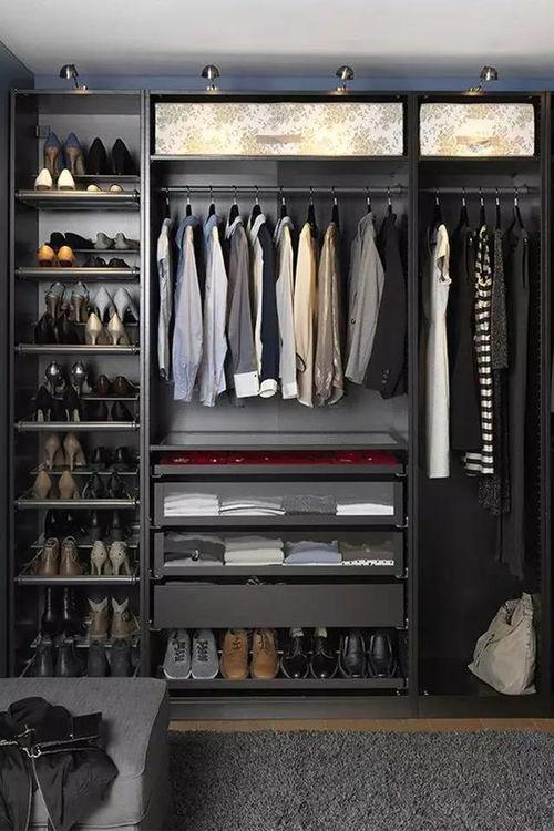 衣柜短衣區高度