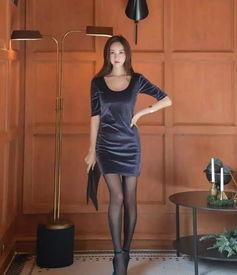 女神孙允珠包臀裙配黑丝,有一种顶级名媛味道,网友 不淡定了