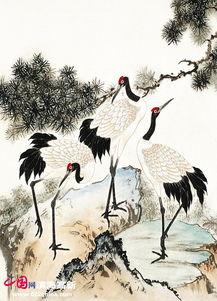 组图 着名画家爱新觉罗 梦玉和她的宫廷画