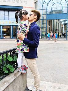 田亮和女儿cindy