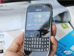 黑色银色均到货 诺基亚E6欧版最新售2250元