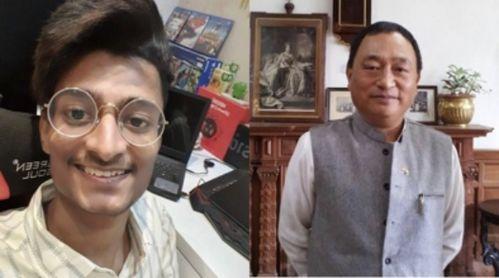 藏南是中国的 印度网民说实话遭围攻,官方 种族歧视