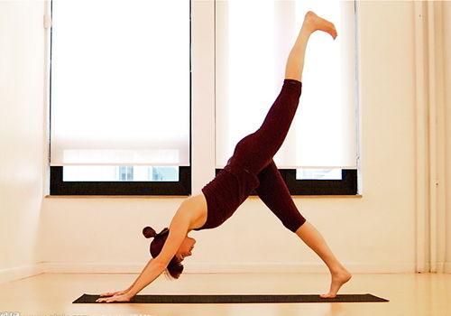 练习瑜伽时的注意事项