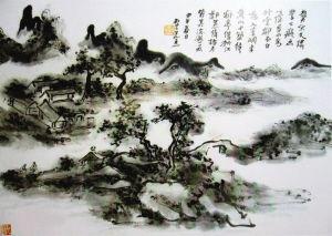 黄宾虹作品(黄宾虹个人简介)