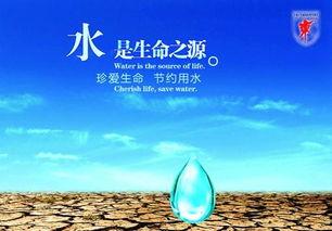 日常生活 节约用水 节水