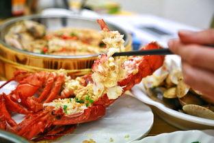 海胆蒸蛋,由于三亚这边是浅海区的海胆,所以海胆不建议生吃,老板推荐海胆蒸蛋,营养又美味,真是棒棒哒。