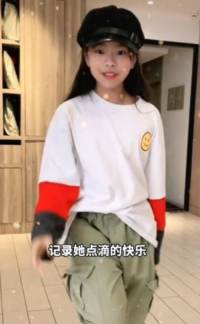 11岁农村女孩跳舞引网友喊话出道妈妈拒接广告