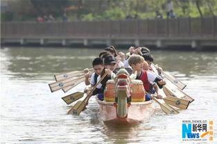 龙舟训练2