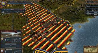 欧陆风云4天堂征服游民星空汉化游戏下载 欧陆风云4 天堂征服下载 快猴单机游戏