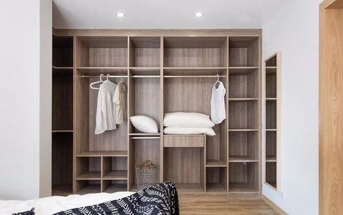 衣柜设计怎么样?