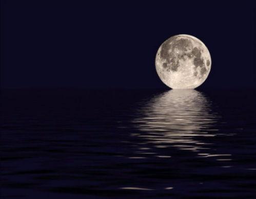 与月亮有关的雅称和诗句