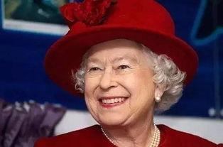 英女王伊丽莎白二世。(