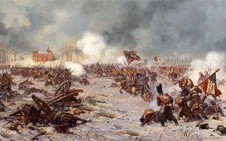 描写战争的诗词并赏析
