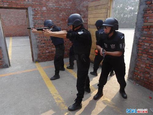 最美警队泸州市公安局特警支队特勤大队