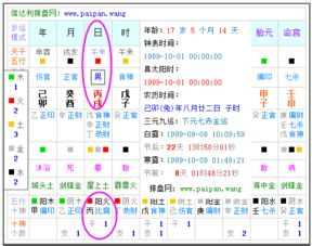出生年份与五行对照表(五行对应年份怎么算)