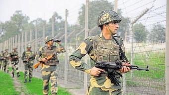 索赔遭无视改明抢印军越过边境修筑工事,中方奉劝印度及时停手