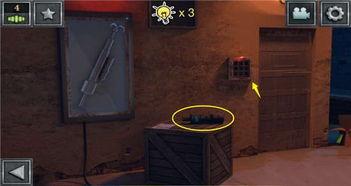 最新密室逃脱游戏攻略7