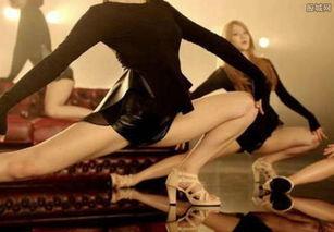 韩国女团被禁的9种舞蹈动作 尺度太大被禁止