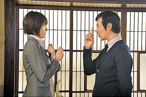 雅人叔和gakki,奇葩二人组日剧胜者即是正义推荐信