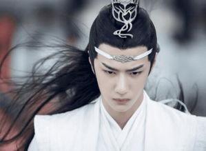靠着《陈情令》蓝忘机这个角色,王一博也算是实力演员一枚了.