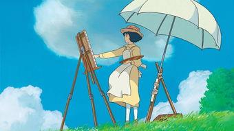 宫崎骏好看的动画电影图片高清电脑桌面壁纸下载2高清大图预览1920x1080 卡通动漫下载