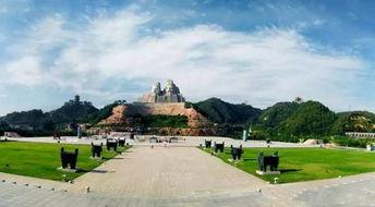 ▲郑州黄河风景名胜区。
