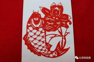 弘扬中国传统文化的剪纸