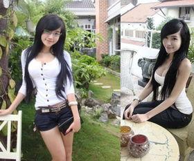 组图 越南最红90后美女大学生