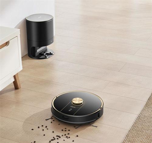 智能扫地机器人怎么用