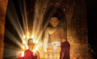 佛教的佛,菩萨和罗汉三者有什么联系