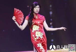 欢乐喜剧人文松宋晓峰《阴阳双捕》常远女装亮相辣眼