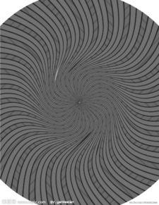旋转圆图片