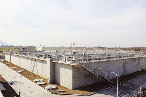 .png512*768图片:荣成市人民政府 今日荣成 人和污水处理厂扩建项目通过验收