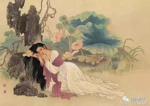 古诗中描写女子的诗句