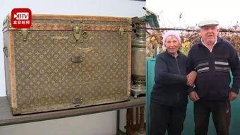 lv行李箱装鸡饲料价值十万的行李箱却给鸡使用咋回事