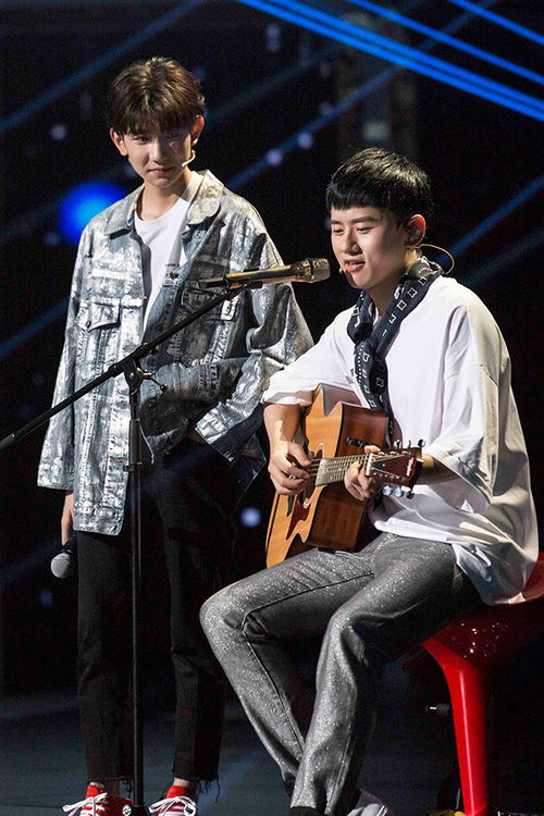 张杰王源合唱《明天过后》