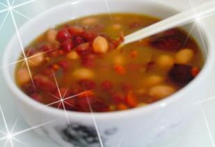 五红汤的做法和功效(五红汤什么时候喝)