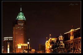 外滩夜景 上海俱乐部 俱乐部 数码 摄影 影像 -外滩夜景