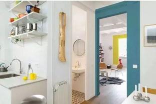 4.横梁压顶,影响情绪与健康卧室不要正对大门。