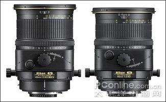 移轴镜头45mm选择